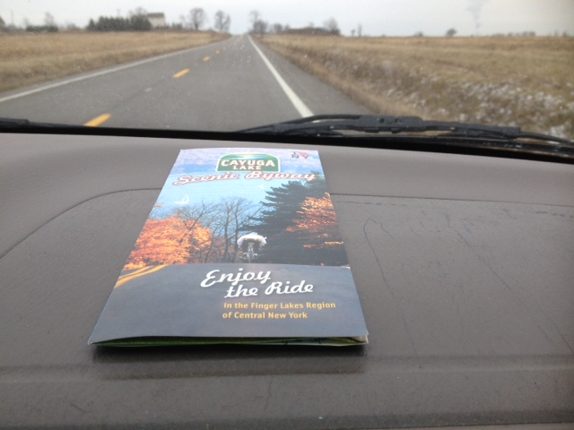 Discover Cayuga Lake Scenic Byway at the Finger Lakes New York