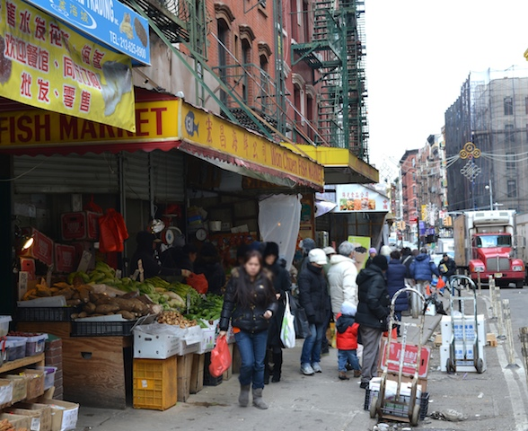 The Cheapest Place for Grocery Shopping in New York City