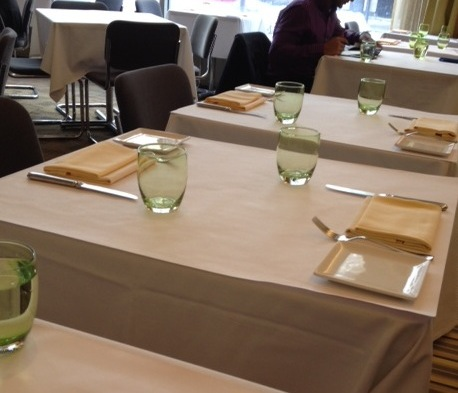 A Prix Fixe Lunch at Boulud Sud New York City