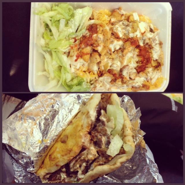 Halal food in NYC