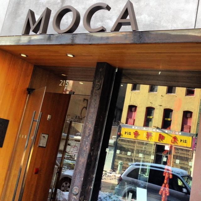 MOCA museum