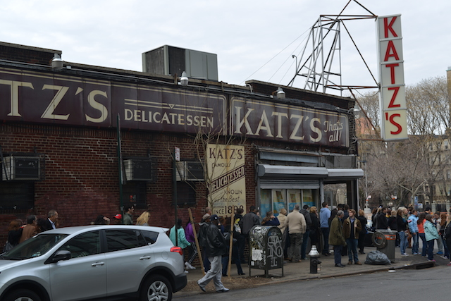New York City's Best Pastrami Sandwich: Katz's Deli