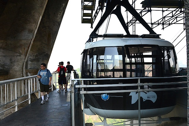 Cable car to the Sugarloaf