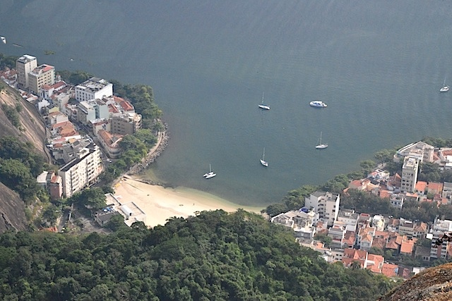 Rio is one of the most beautiful cities in the world
