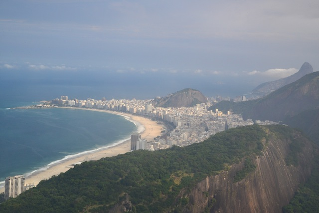 Another view from Corcovado