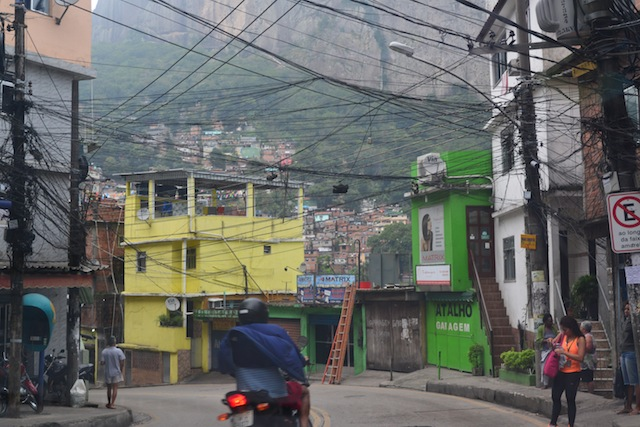 The other side of Rio - Favela Rocinha, the largest in Rio
