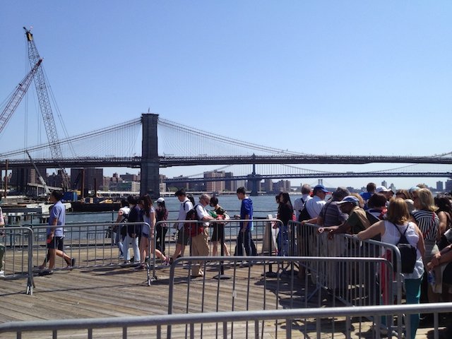 Brooklyn Bridge Pier16