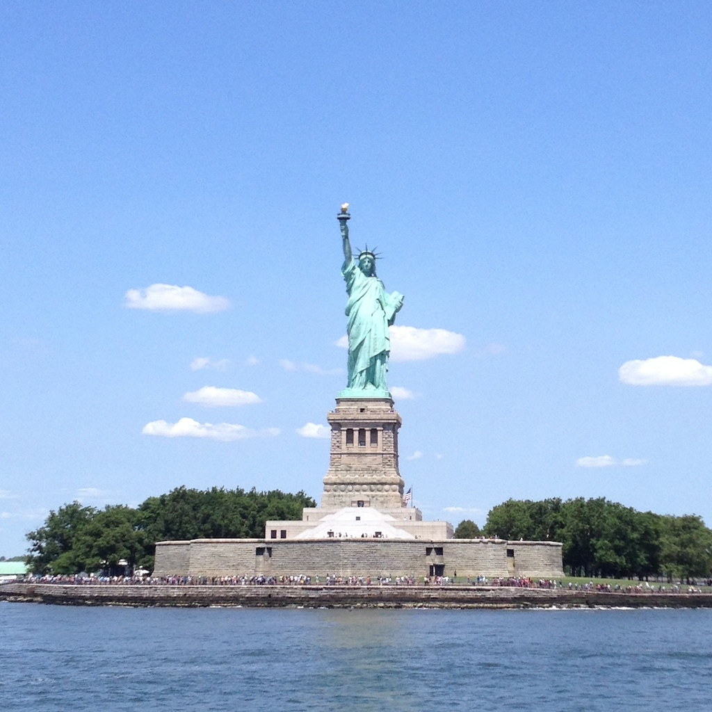 An Unhurried Way to See Lower Manhattan and the Statue of Liberty
