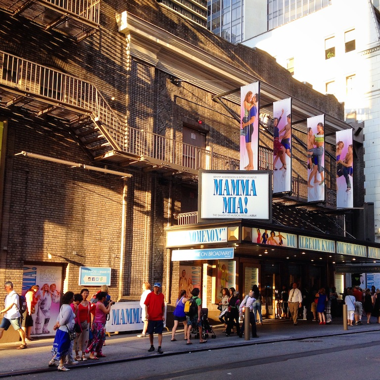 Guide to Getting the Best Seats and Price for Mamma Mia on Broadway