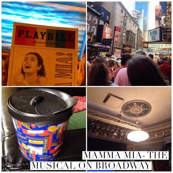 Mammia Mia in New York City