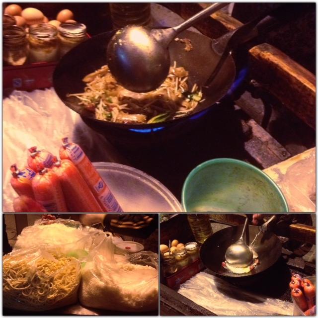 shanghai flat noodles