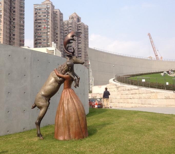 Jingan Park1