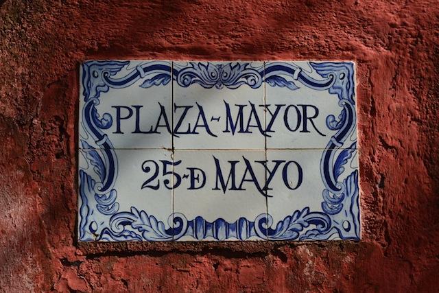 Colonia del Sacramento is famous for ceramic craft.