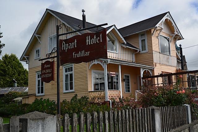 Apart Hotel in Frutillar