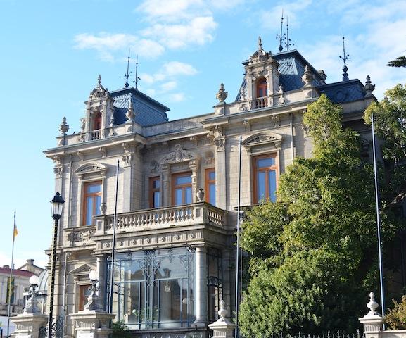 Palacio Sara Braun in Punta Arenas