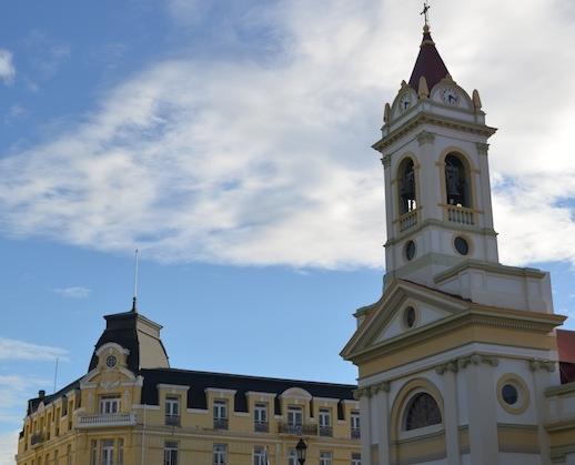 Catedral Sagrado Corazon Punta Arenas Chile