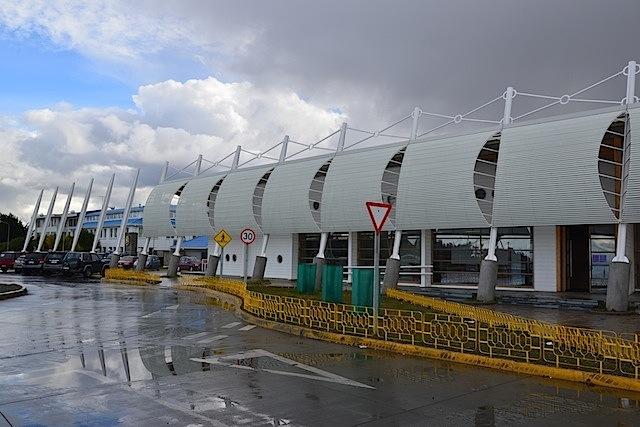 Punta Arenas Airport, Chile