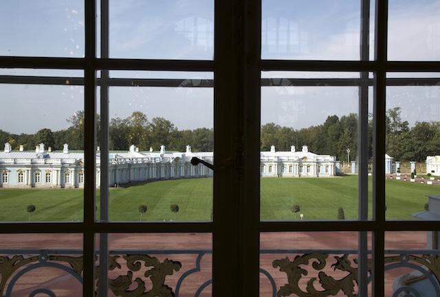The large windows