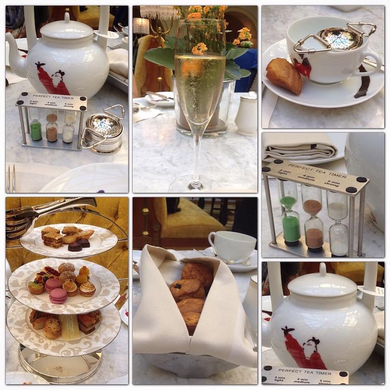 Tea Lounge afternoon tea