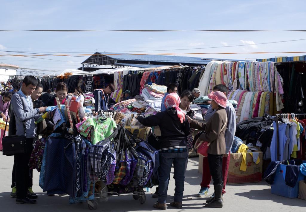 Naran Tuul black market, Ulan Bator