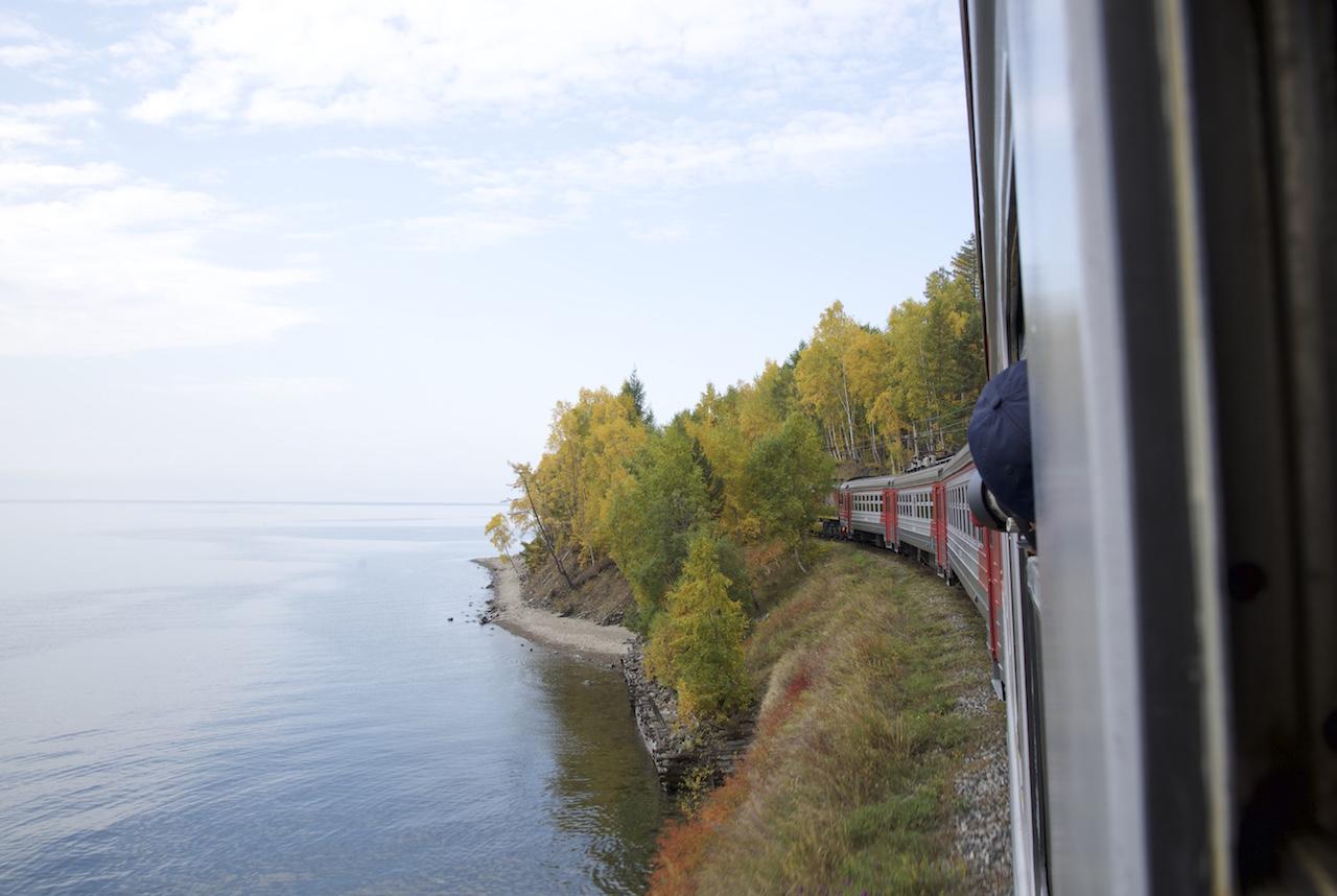 Circum Baikal Railway Tour: Lake Baikal Scenic Tour