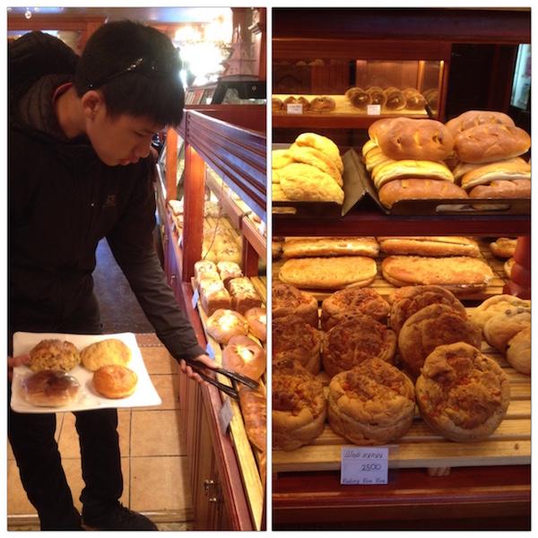 Bon Bon Bakery Ulan Bator