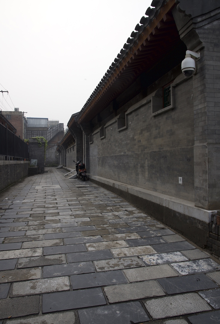 Getting Lost in the Hutongs of Beijing
