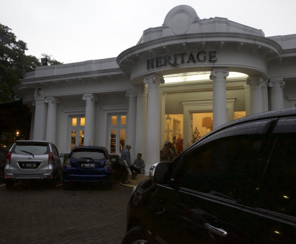 Heritage Outlet Bandung