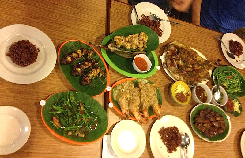 Delicious Makasar dishes