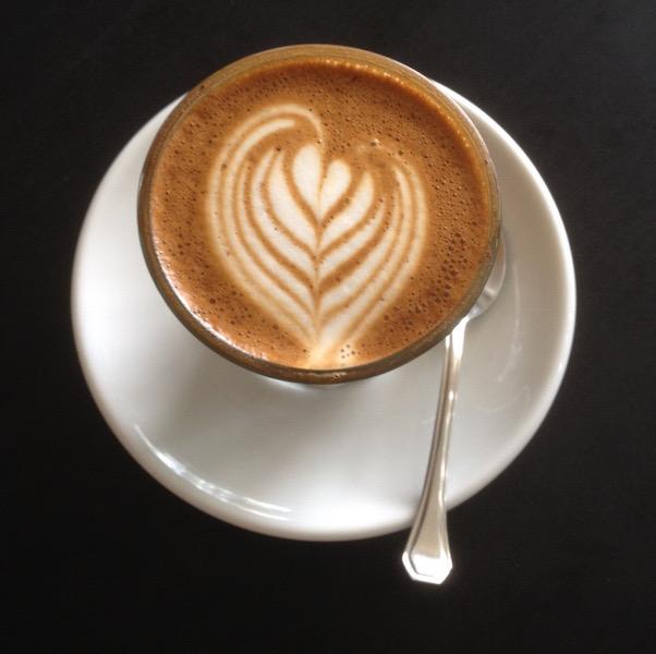 Coffee at 1/15 Coffee Shop Jakarta