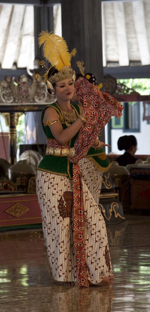Ramayana ballet dancer