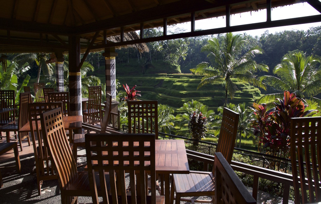 Rice Terrace Cafe, Tegalallang
