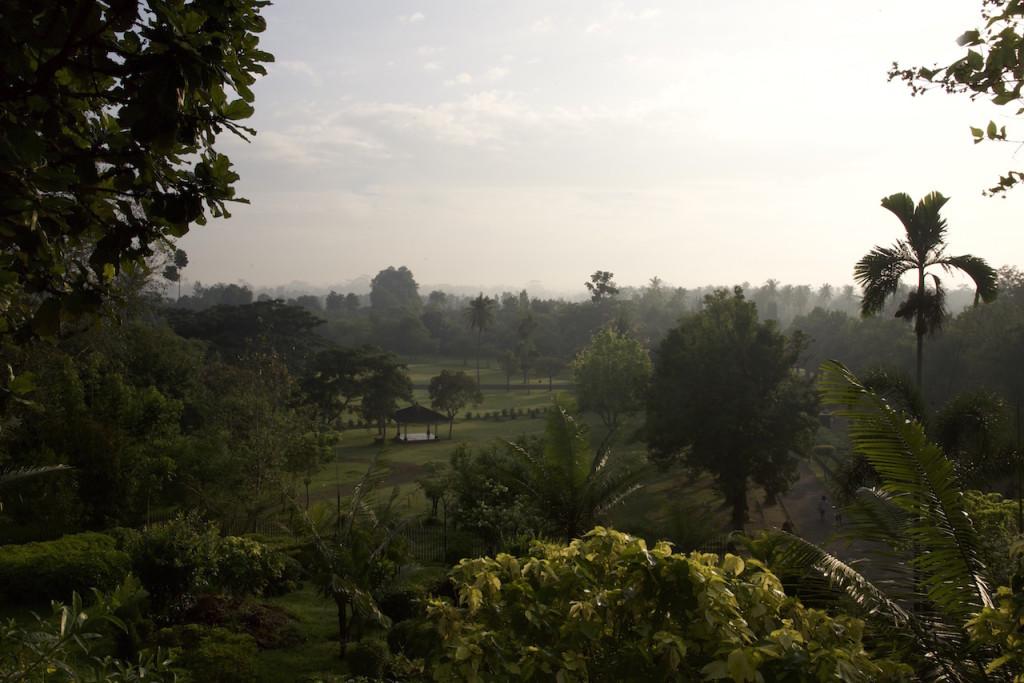Kedu Valley Borobudur
