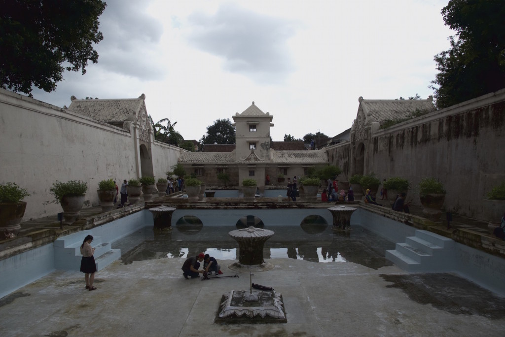 Taman Sari main swimming pool