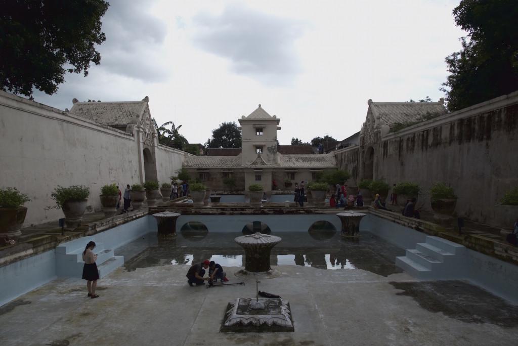 Taman Sari main swimming pool