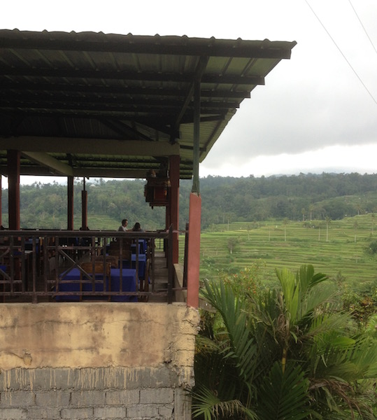 Uma Luang Sari Restaurant in Tabanan
