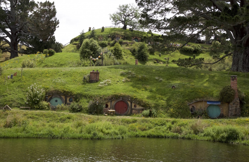 Hobbiton Movie Set Tour Where Fantasy Meets Reality