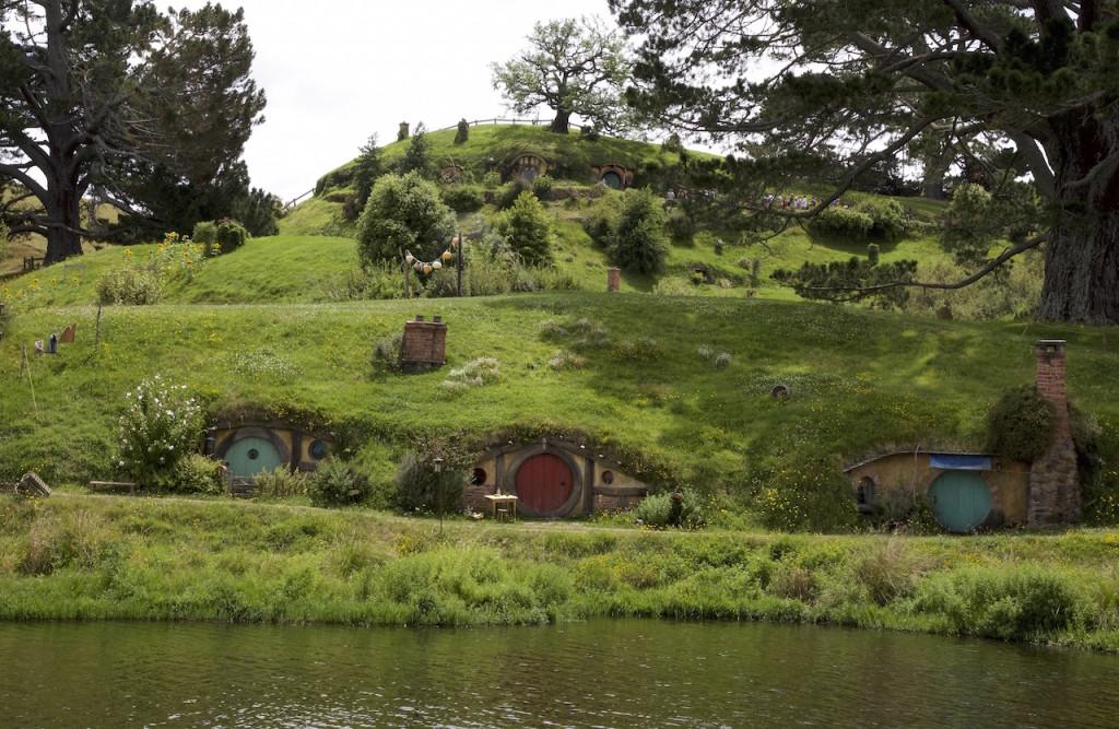 The Shire - Hobbiton New Zealand