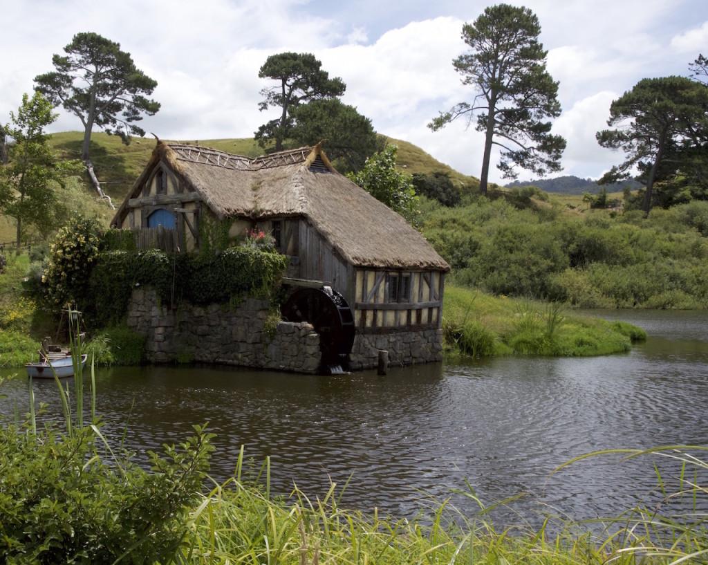 The Mill Hobbiton