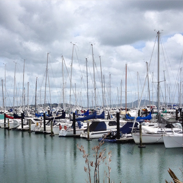 Half Moon Bay Marina, Auckland New Zealand