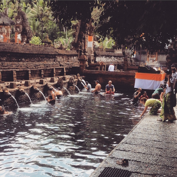Tirta Empul - Holy Water Temple