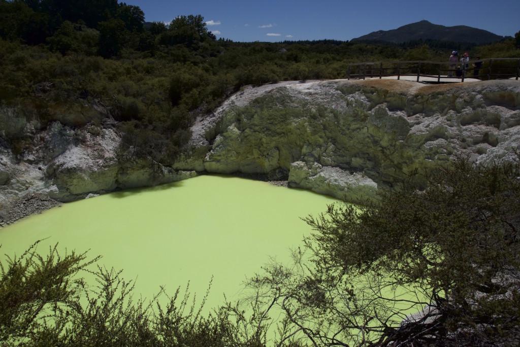 Devil's Pool, Wai-O-Tapu