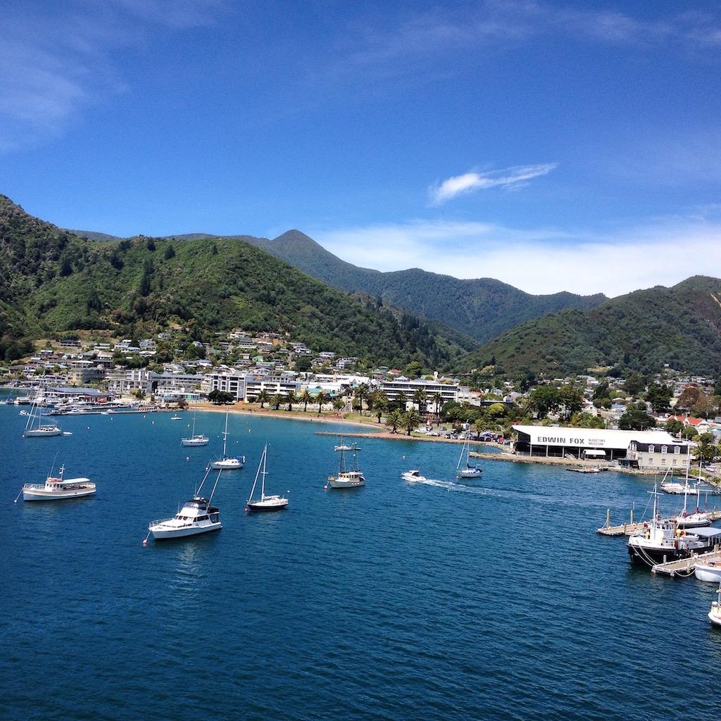 5 Hours in Wellington New Zealand