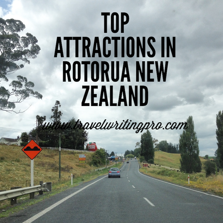 top attractions in Rotorua