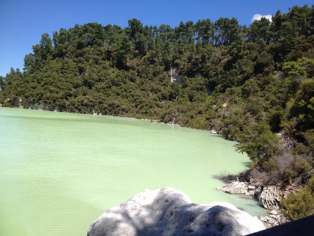 Lake Ngakoro Waiotapu