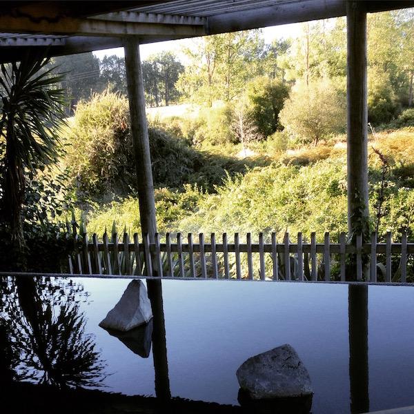 Pergola pool