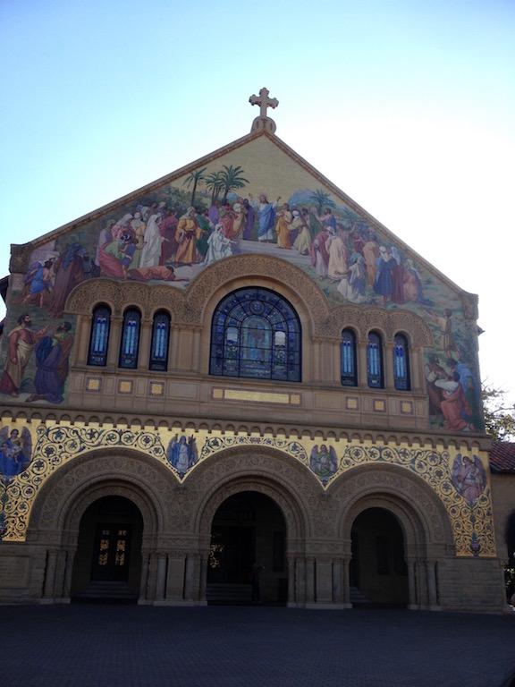 Church in Stanford University