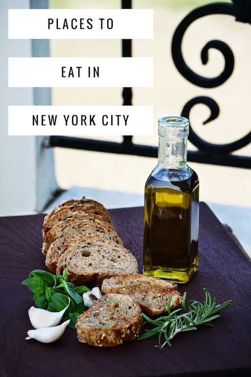 53 Places to Eat in New York City
