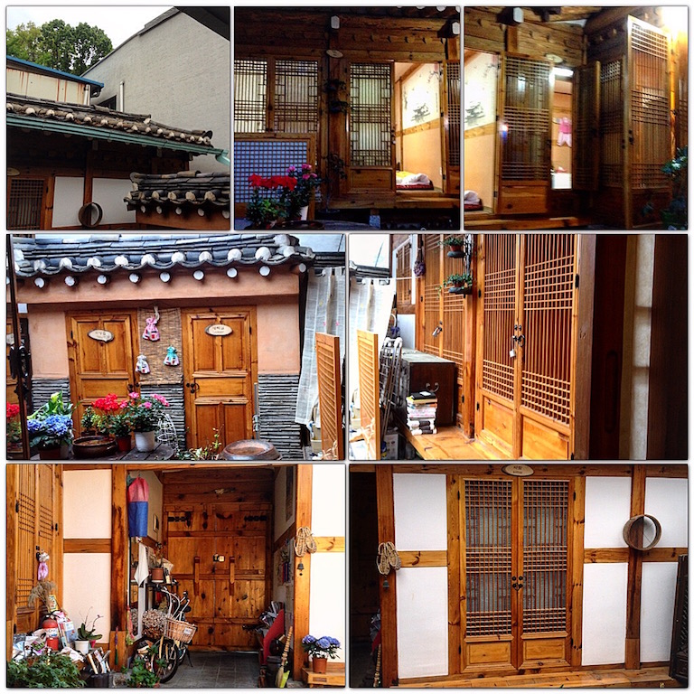Korean traditional home
