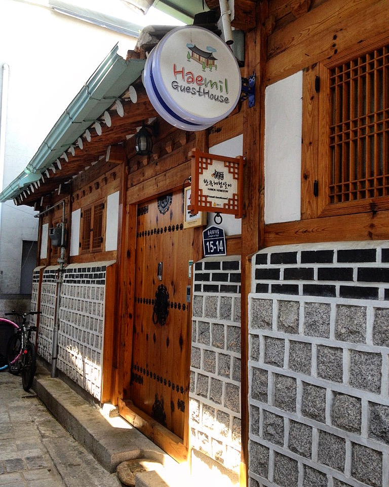 hanok stay in Seoul